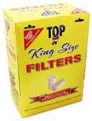 Top Filter Tips Ks 200ct 30 bags