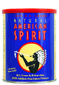 American Spirit US Grown 5.29oz can