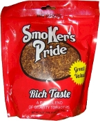 Smoker's Pride Pipe Tobacco Rich 16 oz Bag