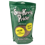 Smoker's Pride Pipe Tobacco Menthol 16oz Bag