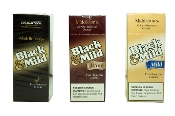 Black & Mild  Wood Tip Wine 25 Singles