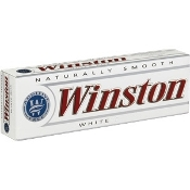 Winston White KS Box