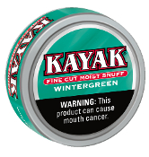 Kayak Wintergreen Fine Cut 1SLV/5EA