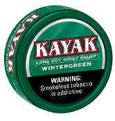 Kayak Wintergreen Long Cut 1SLV/5EA