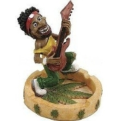 JAMAICAN ASHTRAY STYLE 9