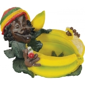 JAMAICAN ASHTRAY STYLE 10