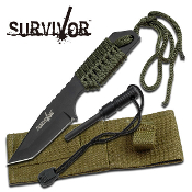 12 inch survival knf abs sheath
