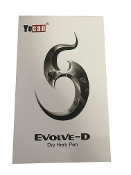Yocan Evolve Dry Herb Kit Silver