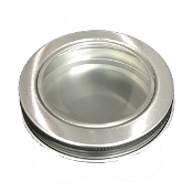 MEDIUM ROUND SCREW TOP TIN