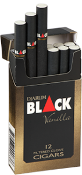 Djarum Black Vanilla 10/12