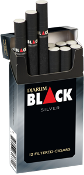 Djarum Black Silver 10/12