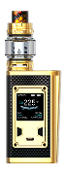 SMOK Majesty Luxe Edition Carbon Fiber Prince Kit Prism Gold