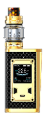 SMOK Majesty Luxe Edition Cobra Resin X-Baby Kit Gold & Black