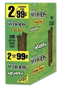 Good Times Sweet Woods Kush (2 for 99c)30/2