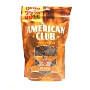 AMERICAN CLUB PEACH 6OZ BAG