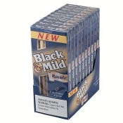 BLACK AND MILD CASINO 10 PACKS OF 5