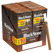 BLACKSTONE TIP VANILLA VALUE PACK 10/10