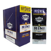 SWISHER SWEET MINI BLUEBERRY (3 FOR 2) 15/3