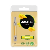 Just CBD Vape Tank Mango 1ml 200mg