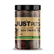 Just CBD Pets Dog Treats Doggy Bacon 100mg