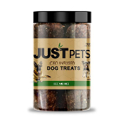 Just CBD Pets Dog Treats Beef & Rice 100mg