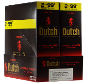 Dutch Masters Atomic Fusion (2 for 99¢) 30/2