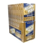 Black & Mild Wood Tip Royale (10pks/5ea)