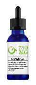 Good CBD Tincture Orange 750mg 30ml