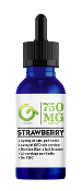 Good CBD Tincture Strawberry 750mg 30ml