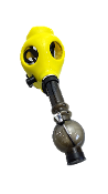 Gas Mask -GLOW/DARK MASK