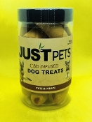 Just CBD Pets Dog Treats Cheese Wraps 100mg