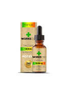 Works CBD Tincture Mango 1000mg 30ml