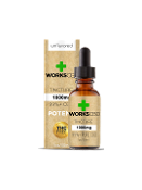 Works CBD Tincture Flavorless 1000mg 30ml