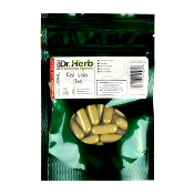 Dr. Herb Kratom Capsules Bag Red Vein Thai 30ct