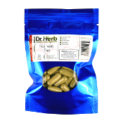 Dr. Herb Kratom Capsules Bag Red Vein Thai 60ct