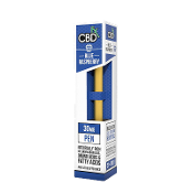 CBDfx Vape Pen Blue Raspberry 30mg