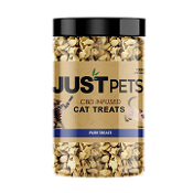 Just CBD Pets Cat Treats Purr 100mg