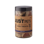 Just CBD Pets Dog Treats Steak Bites 100mg