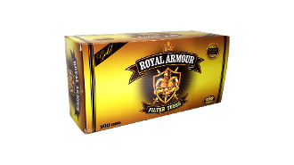 Royal Armour Gold 100 Tubes 4/250