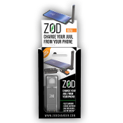 ZOD Charger Display USB Type C 5pk