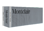 Montclair Cigarettes -Silver Bx 100mm