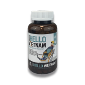 Bumble Bee Kratom Capsules Jar Hello Vietnam 90ct