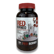 Bumble Bee Kratom Capsules Jar Red Borneo 300ct