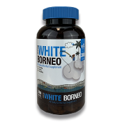 Bumble Bee Kratom Capsules Jar White Borneo 300ct