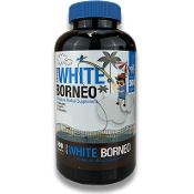 Bumble Bee Kratom Capsules Jar White Borneo 500ct