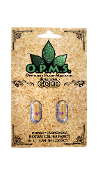 OPMS Kratom Gold Capsules Box 2ct