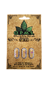 OPMS Kratom Gold Capsules Box 3ct