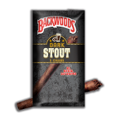 Backwoods Dark Stout 8/5