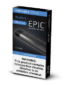 EPIC Disposable Blueberry 1.0ml
