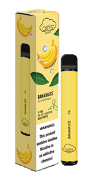 Airis Puff Disposable Banana Ice 800 Puff 3.2ml